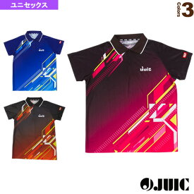 【卓球 ウェア(メンズ/ユニ) ジュウイック】デジタル/ユニセックス(5551)