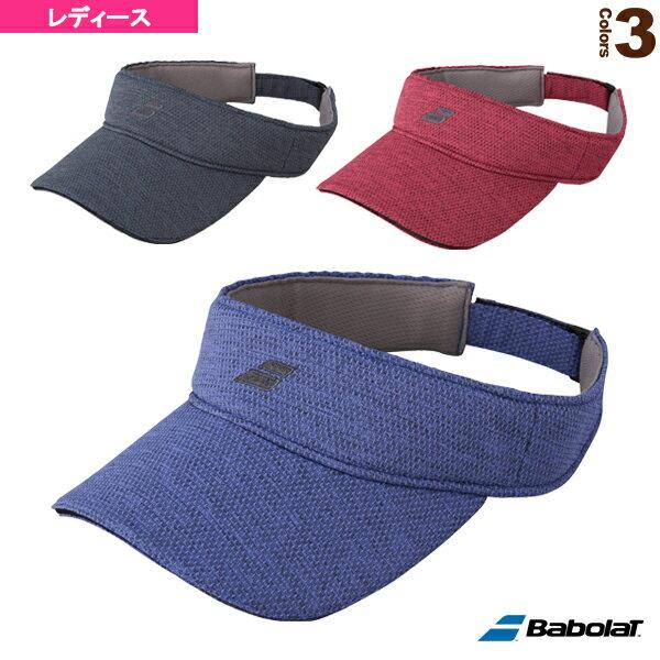 【テニス アクセサリ・小物 バボラ】ゲームバイザー/レディース(BAB-C780W)