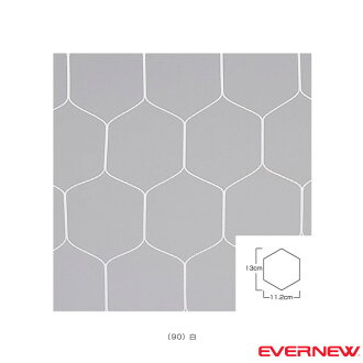 Hand goal net H114/ official approval, carapace of a turtle type /2 枚 one set (EKE864)