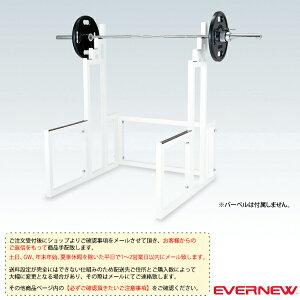 【オールスポーツ 設備・備品 エバニュー】 [送料別途]スクワットラックEV(ETB778)
