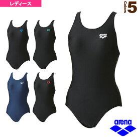 【水泳 ウェア(レディース) アリーナ】 ワンピ−ス(ぴったりパッド)/トレーニング水着/レディース(ARN-700W)