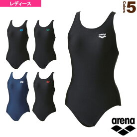 【水泳 ウェア(レディース) アリーナ】 セパレ−ツ(ぴったりパッド)(スナップ付き)/トレーニング水着/レディース(ARN-701W)