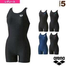 【水泳 ウェア(レディース) アリーナ】 オ−ルインワン(ぴったりパッド)/トレーニング水着/レディース(ARN-702W)