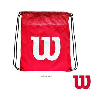 【テニス バッグ ウィルソン】W CINCH BAG/W シンチバッグ(WRZ877799)