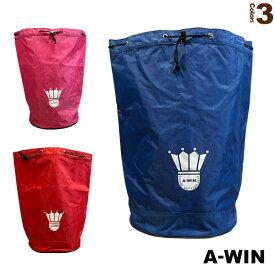 【バドミントン バッグ A-WIN(アーウィン)】 ボンサックバッグ(BAG-176)