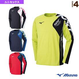 【オールスポーツ ウェア(メンズ/ユニ) ミズノ】 N-XT Tシャツ/長袖/ユニセックス(32JA8541)