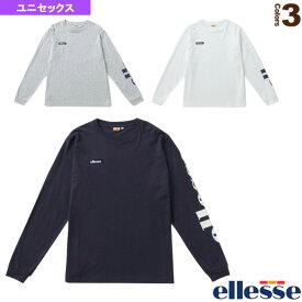 【ライフスタイル ウェア(メンズ/ユニ) エレッセ】 ロングスリーブロゴティー/Long Sleeve Logo Tee/ユニセックス(EH19100)