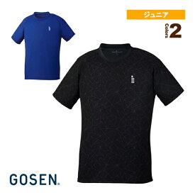 【テニス ジュニアグッズ ゴーセン】 ゲームシャツ/ジュニア(T1904)