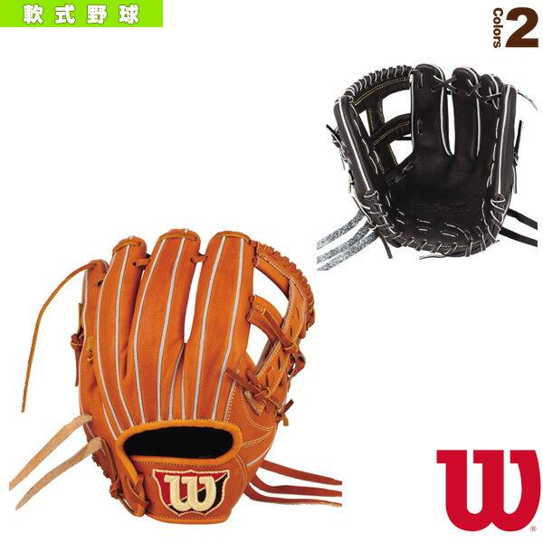 【軟式野球 グローブ ウィルソン】 Basic Lab DUAL/軟式用グラブ/内野手用(WTARBSD5T)