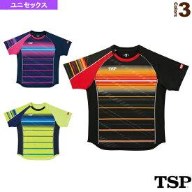【卓球 ウェア(メンズ/ユニ) TSP】 クラールシャツ/ユニセックス(031428)