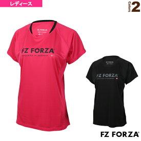 【テニス・バドミントン ウェア(レディース) フォーザ】 トレーニングTシャツ/レディース(302565)