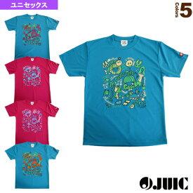 【卓球 ウェア(メンズ/ユニ) ジュウイック】 ドリームT トロピカルバージョン/ユニセックス(5544)