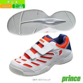 【テニス ジュニアグッズ プリンス】 DPS954/テニスシューズ/ハードアンドカーペット用/ジュニア(DPS954)