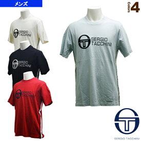 【テニス・バドミントン ウェア(メンズ/ユニ) セルジオタッキーニ】 MASH-UP/DETROIT T-SHIRT/Tシャツ/メンズ(SGT-38260)
