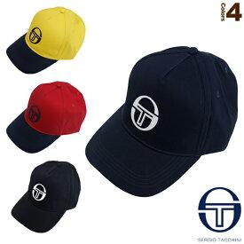 【テニス アクセサリ・小物 セルジオタッキーニ】 DADO CAP/キャップ(SGT-38321)