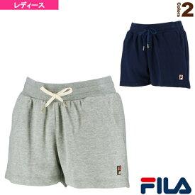 【テニス・バドミントン ウェア(レディース) フィラ】 ショートパンツ/レディース(VL2016)