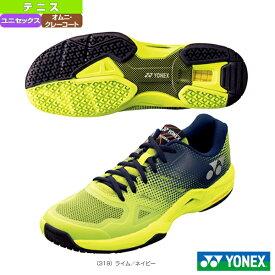 【テニス シューズ ヨネックス】 パワークッションエアラスダッシュ2 GC/ユニセックス(SHTAD2GC)(オムニクレー用)