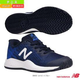 【テニス シューズ ニューバランス】 KC996V3/W(標準〜やや幅広)/オールコート用/ジュニア(KC996)