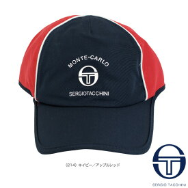 【テニス アクセサリ・小物 セルジオタッキーニ】 FROYO/MC/STAFF CAP/モンテカルロ キャップ(SGT-38601)