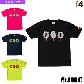 【卓球 ウェア(メンズ/ユニ) ジュウイック】 ガーリーT/ユニセックス(5605)