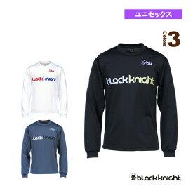【テニス・バドミントン ウェア(メンズ/ユニ) ブラックナイト】 ロングTシャツ/ユニセックス(T-0230)