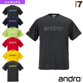 【卓球 ウェア(メンズ/ユニ) アンドロ】 アンドロ ナパティーシャツ IV/ANDRO NAPA T-SHIRTS IV/ユニセックス(302006/30570x)