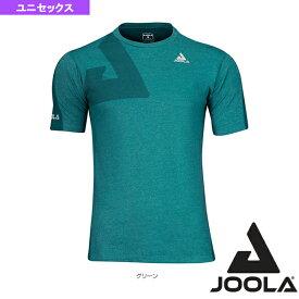 【卓球 ウェア(メンズ/ユニ) ヨーラ】 Tシャツ コンペティション20/ユニセックス(96202T)