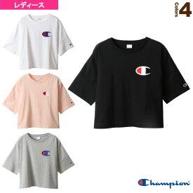【ライフスタイル ウェア(レディース) チャンピオン】 WIDE T-SHIRT/ワイドTシャツ/レディース(CW-R303)