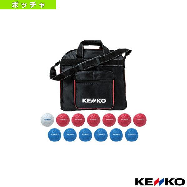 【ボッチャ ボール ケンコー】レクリエーションボッチャ/ボッチャボール13球セット(REC-BOC)