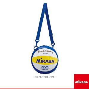 【ビーチバレー バッグ ミカサ】ボールバッグ/ビーチバレーボール1個入(BV1B)