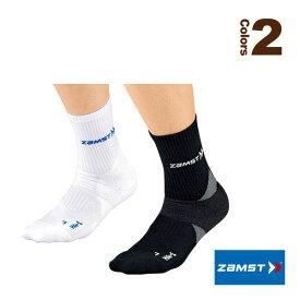【オールスポーツ ウェア(メンズ/ユニ) ザムスト】 機能性ソックス HA-1 レギュラー(3751)