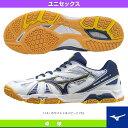 【卓球 シューズ ミズノ】ウエーブメダル 5/WAVE MEDAL 5/ユニセックス(81GA1515)