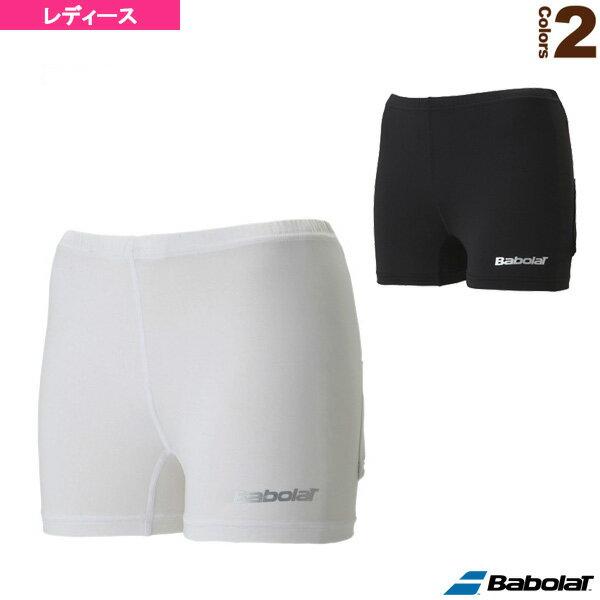 【オールスポーツ アンダーウェア バボラ】インナーショートパンツ/レディース(BAB-7332W)