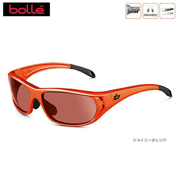 【オールスポーツ アクセサリ・小物 bolle】OURAY(オーレイ)/シャイニーオレンジ/フォトローズガン(11544)