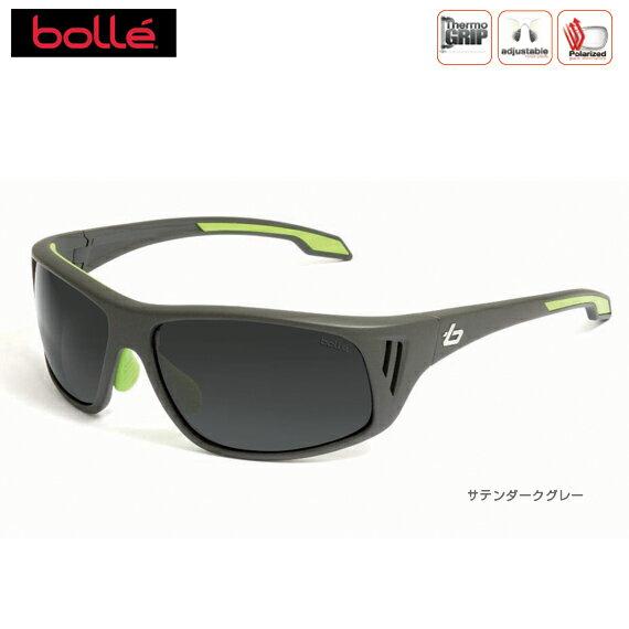 【オールスポーツ アクセサリ・小物 bolle】RAINIER(レーニア)/サテンダークグレー/ポラライズドTNS(11548)