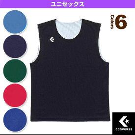 【バスケットボール ウェア(メンズ/ユニ) コンバース】リバーシブルノースリーブシャツ/ユニセックス(CB24730)