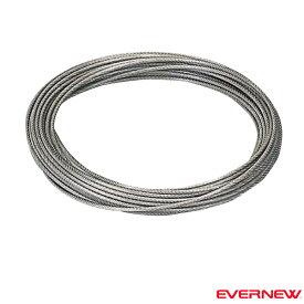 【水泳 設備・備品 エバニュー】[送料別途]ステンレスワイヤーロープ E50/50m用(EHB074)