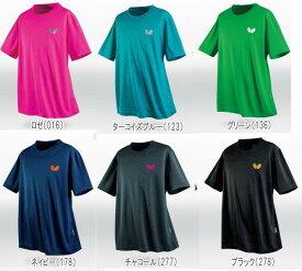 バタフライ 卓球Tシャツ(男女兼用サイズ)45230