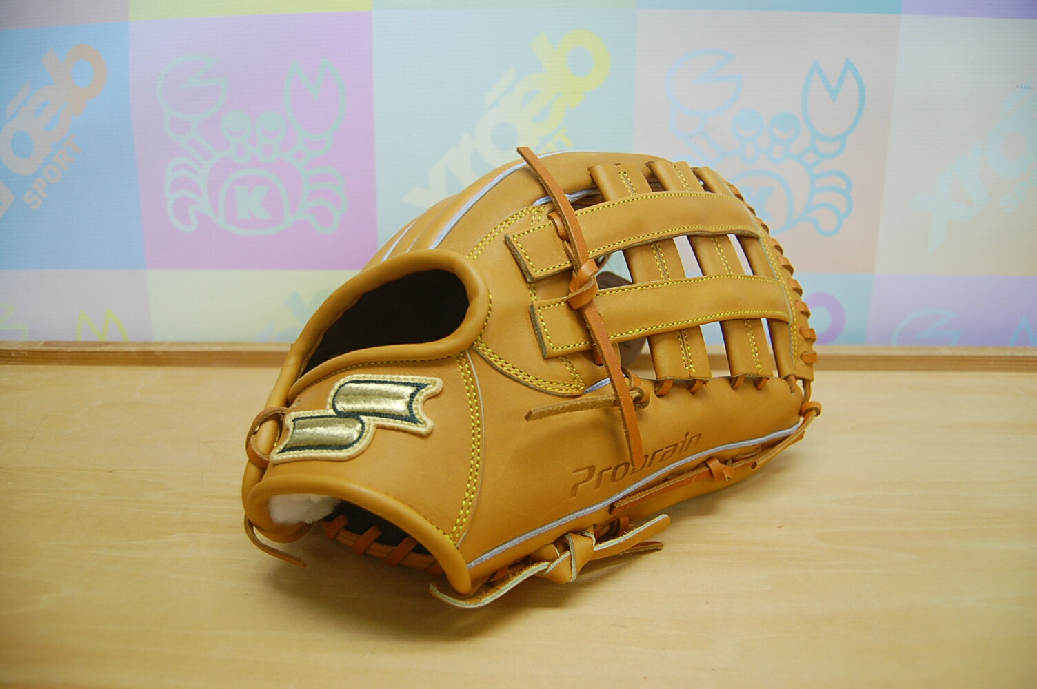 【SALE】SSK硬式グラブ【外野手用】 エスエスケイ/プロブレイン PHX77 (高校野球/硬式グローブ)
