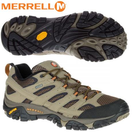 MERRELL/MOAB 2 GORE-TEX(モアブ2ゴアテックス) メレル/トレッキングシューズ・アウトドア/メンズ M06035