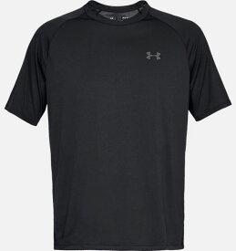 アンダーアーマー UAテック ショートスリーブ Tシャツ メンズ 1358553-001