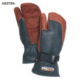 ヘストラ HESTRA グローブ 3-FINGER GTX FULL LEATHER 3フィンガー ゴアテックス フルレザー スキーグローブ 33882