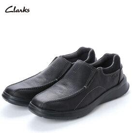クラークス コントレルステップ デッキシューズ カジュアルシューズ メンズ 靴 26119615