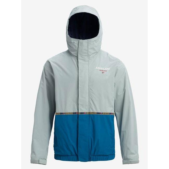 18-19 アナログ ブラストジャケット メンズ スノーボードウェア スノーボードジャケット