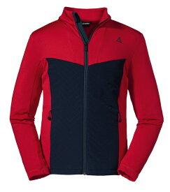 【SALE】ショッフェル フリースジャケット メンズ RAGAZ M スキーウェア ミドラージャケット 1022990-2050