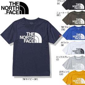 ノースフェイス Tシャツ メンズ 半袖 ショートスリーブカラードームティー NT32133