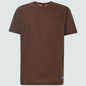 オークリー Tシャツ 半袖 メンズ イリジウム グリッド ショートスリーブティー FOA400032-95F