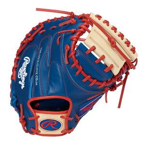 2020春夏 ローリングス 一般軟式 キャッチャーミット HOH メジャースタイル 軟式野球 GRXHM2AC-RYCAM