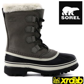 SOREL ソレル カリブー レディース ウインターブーツ 防寒ブーツ スノーブーツ NL1005