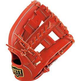 ゼット 一般軟式グラブ プロステイタス 二塁・遊撃手用 右投げ 軟式野球グローブ BRGB30036-5800